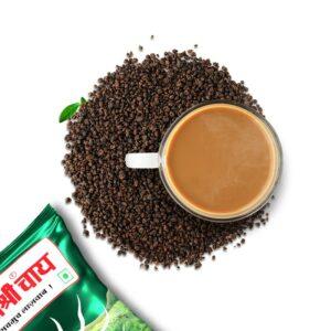 rajshree tea new pack with product 1