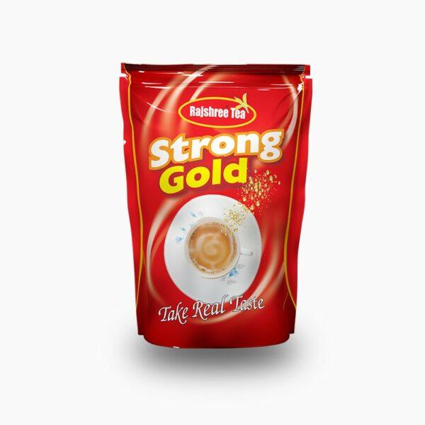 rajshree tea strong gold 1