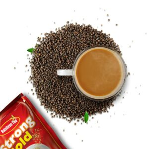 rajshree tea strong gold with product 1