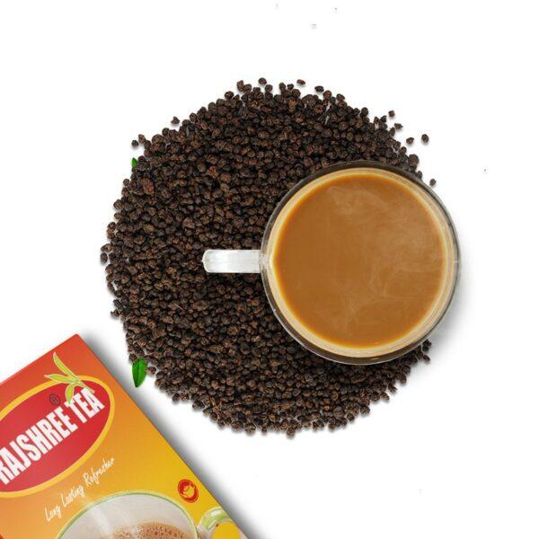 rajshree tea target with product 1